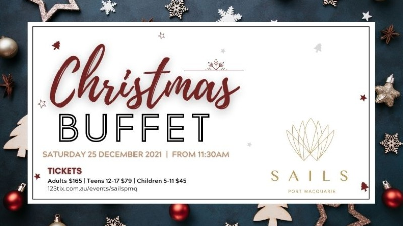 Celebrate Christmas Day at Sails