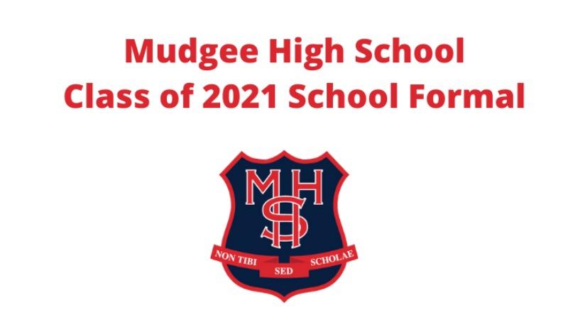 Mudgee High School Yr 12 Formal