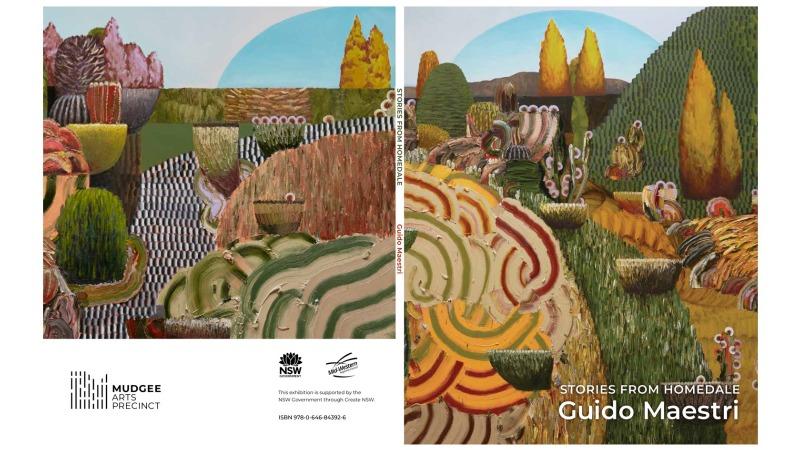 Mudgee Arts Precinct Exhibition Catalogue
