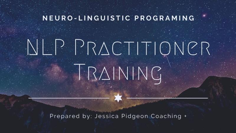 NLP Practitioner 4 in 1 Certification