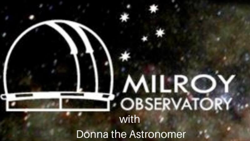 Night Time Star Gazing Show