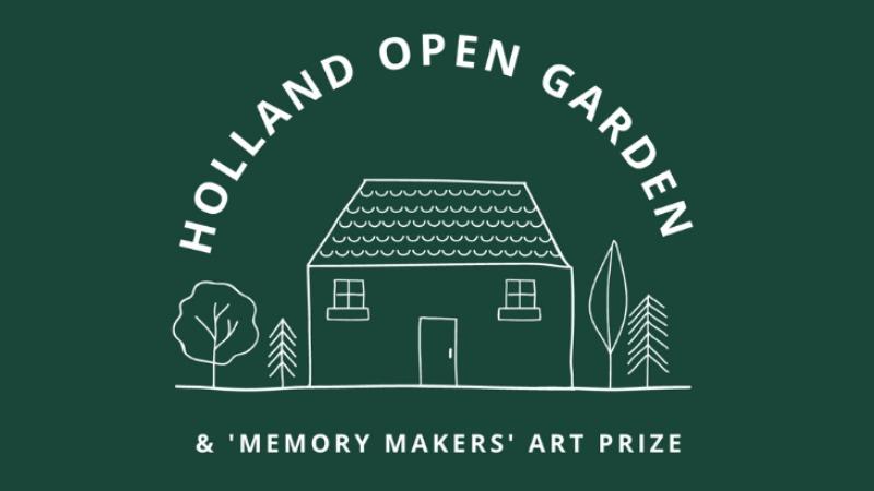 Holland Open Garden & Memory Makers Art Prize