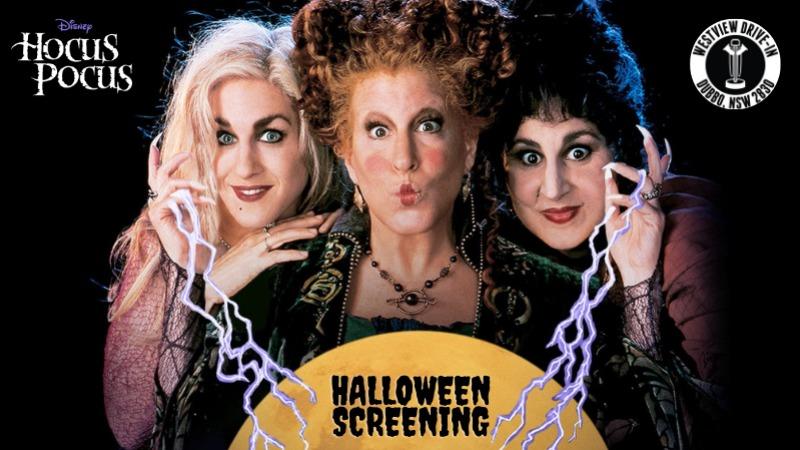 Westview Drive-In - Halloween - Hocus Pocus (PG)