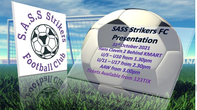 Sass Strikers Football Club 2021 Presentation