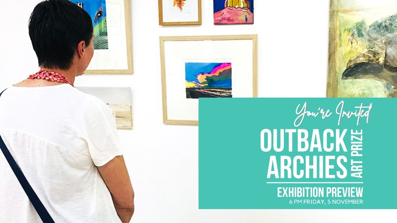 Outback Archies - Exhibition Preview