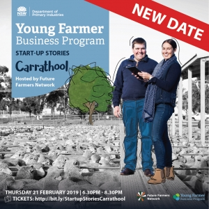 Young Farmer Business Program Startup Stories: CARRATHOOL