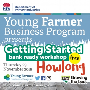 Getting Started - Bank Ready Workshop HOWLONG