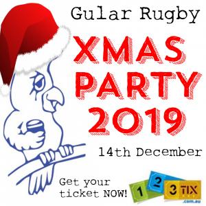 Gular Rugby Club Xmas Party 2019