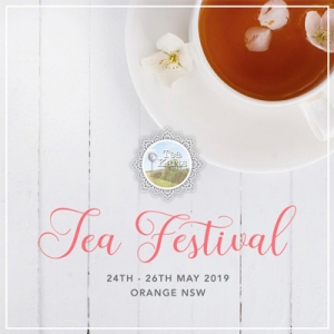 Tea Festival - Food & Tea Matching