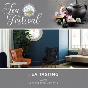 Tea Festival - Tea Tasting