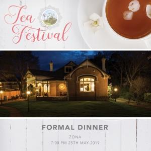 Tea Festival - Formal Dinner