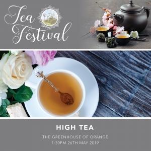 Tea Festival - High Tea