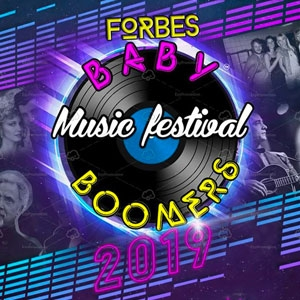Forbes Baby Boomers Music Festival