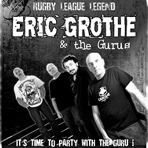 Eric Grothe & the Gurus - Featuring Bill Harrigan