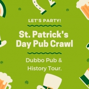 St. Patrick's Day - Dubbo & Surroundings Pub Crawl