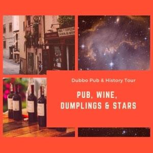 Beer, Wine, Dumplings & Stars Tour