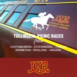 Tullibigeal Picnic Race Train