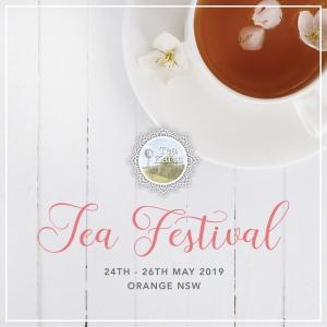 Tea Festival - ONLINE- High Tea Etiquette