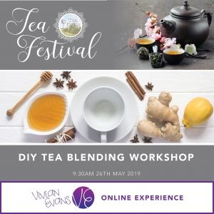 Tea Festival - ONLINE - DIY Tea Blending