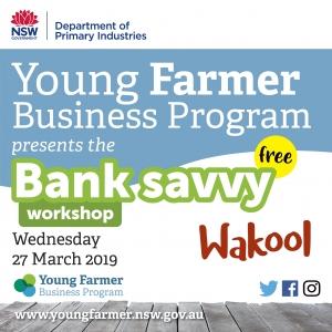 Bank Savvy Workshop WAKOOL
