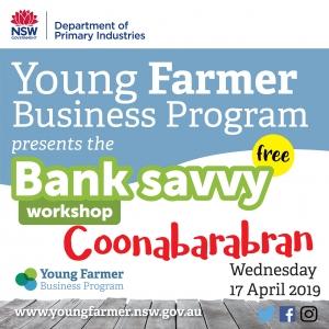 Bank Savvy Workshop COONABARABRAN