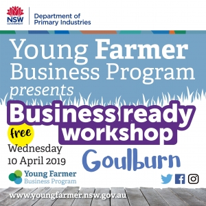 Getting Started - Business Ready Workshop GOULBURN