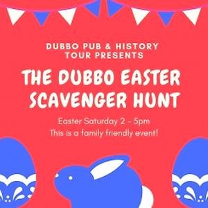 The Dubbo Easter Scavenger Hunt