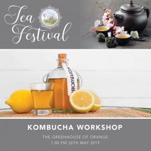 Tea Festival - Kombucha workshop
