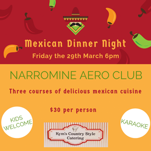 Mexican Dinner Night