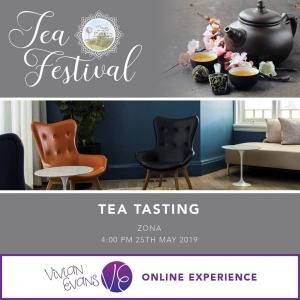 Tea Festival - ONLINE -Tea Tasting