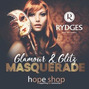 Glamour & Glitz Masquerade Ball