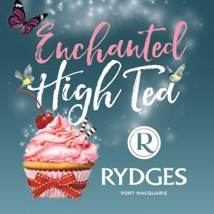 Enchanted High Tea: A family event