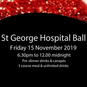 St George Hospital Ball