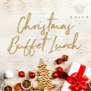 Celebrate Christmas Day @ Sails