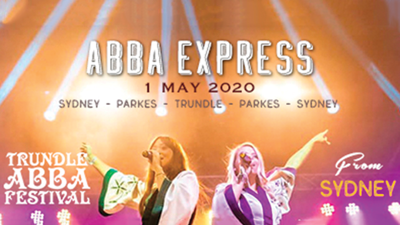 ABBA Express Train
