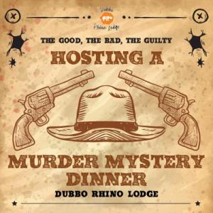 Hosting a Murder Mystery Dinner