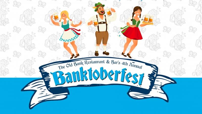 Old Bank Restaurant Banktoberfest