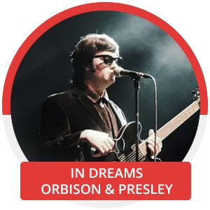 In Dreams: Elvis & Roy Orbison (Paul Fenech & Aaron Mansfield)