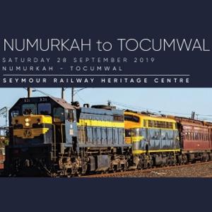 Numurkah - Tocumwal Special