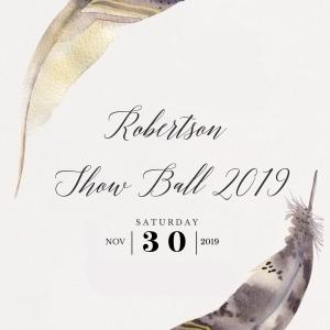 Robertson Show Ball