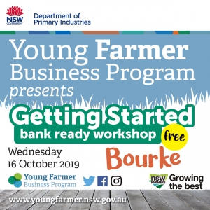 Getting Started - Bank Ready Workshop BOURKE