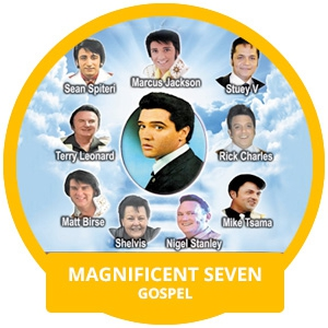 The Magnificent Seven Elvis Gospel Express