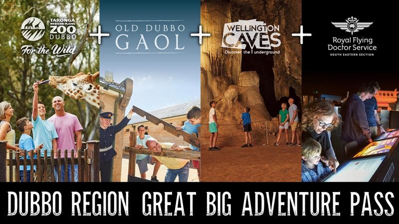 Dubbo Region Great Big Adventure Pass