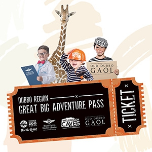 Dubbo Region Great Big Adventure Pass