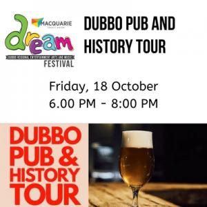 Dubbo Pub and History Tour