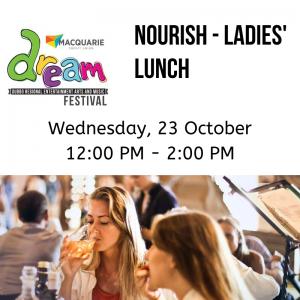 Nourish - Ladies' Lunch