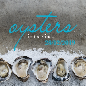 Oysters in the Vines - MASTERCLASS