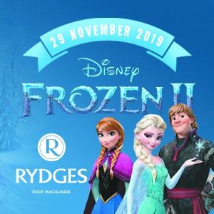 Frozen II Premiere Party