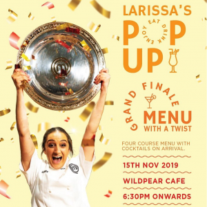 Larissa Pop Up