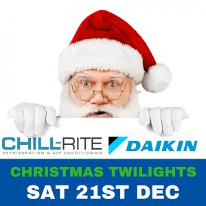Chill-Rite Daikin Christmas Twilights